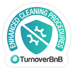 Enhanced Vacation Rental Cleaning Procedures powered by TurnoverBnB